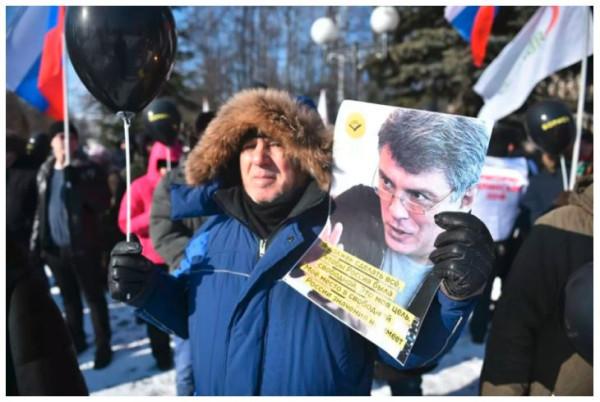 Митинг в Казани 0