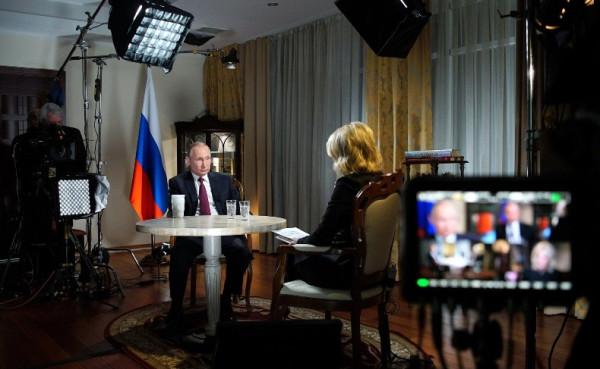 Путин и Келли 1