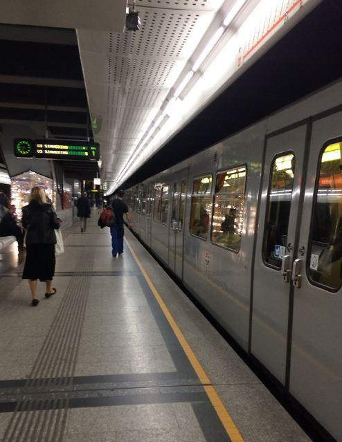 Вена метро 1