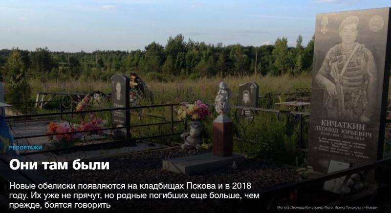 Псков кладбище репортаж