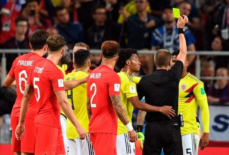Англия Колумбия