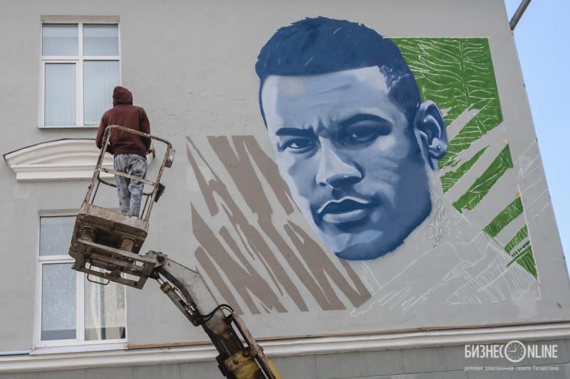 Графити Неймар