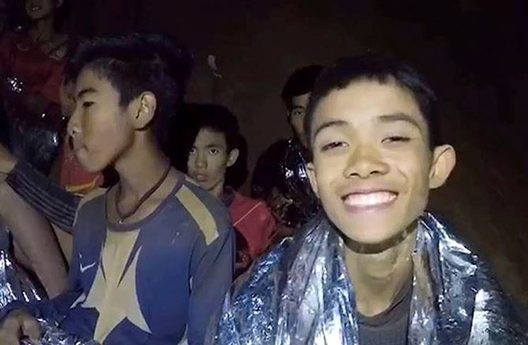 Таиланд дети