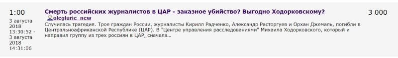 Лурье в ПОРМО 1