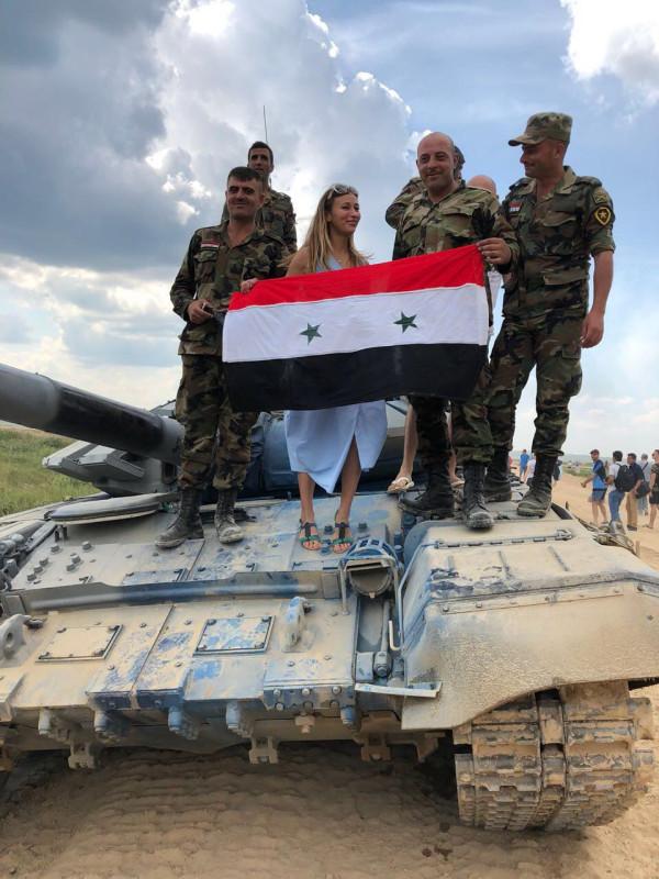 Сирийцы в России