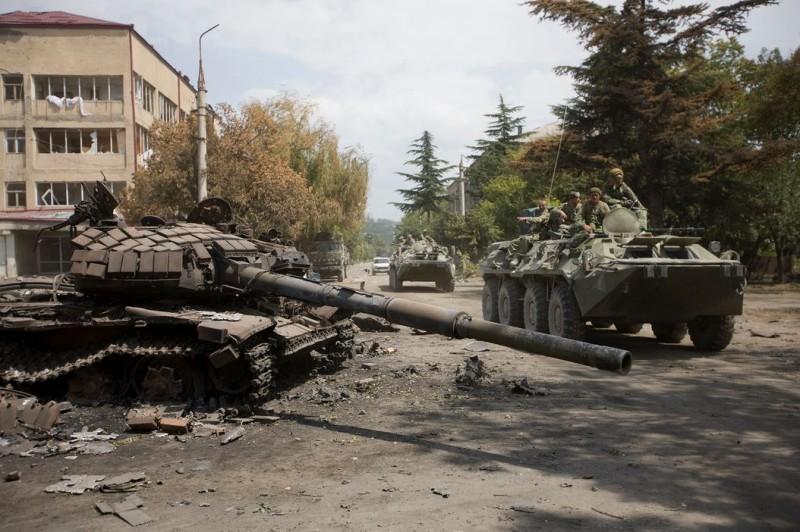 Война с Грузией