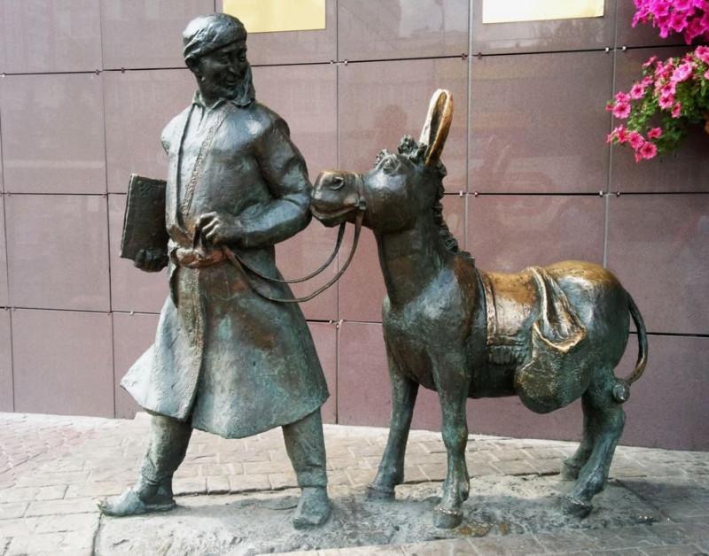 Насреддин в Москве