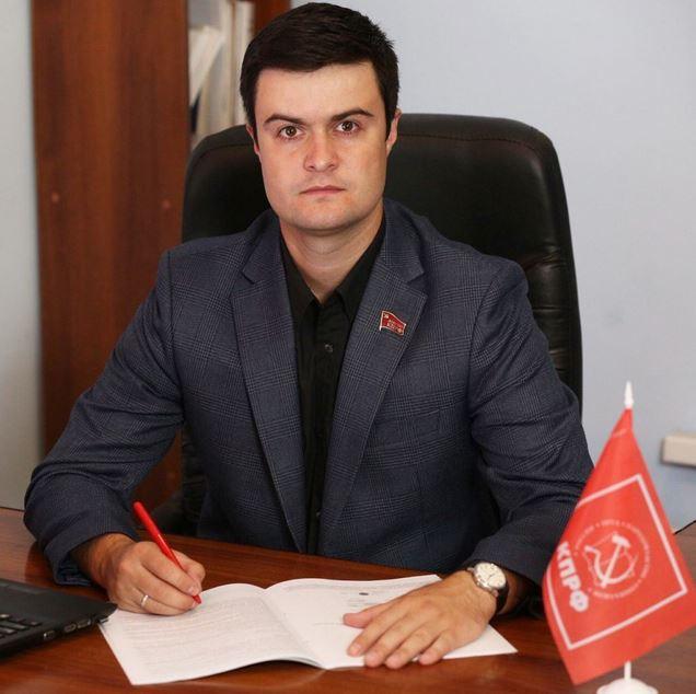 Тува коммунист  Тамаев 1