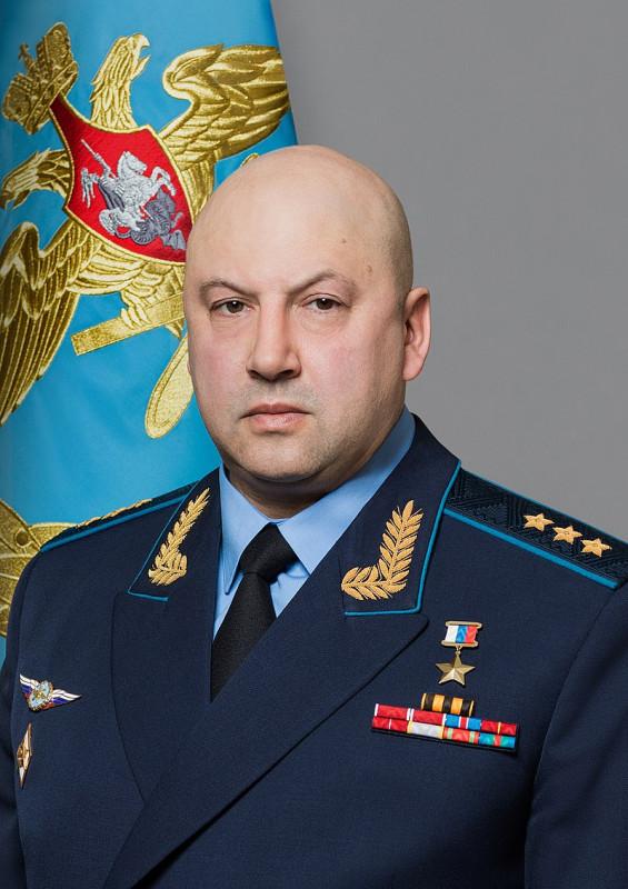 Суровикин