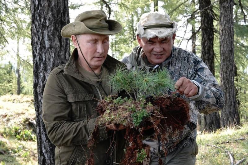Путин и Ш