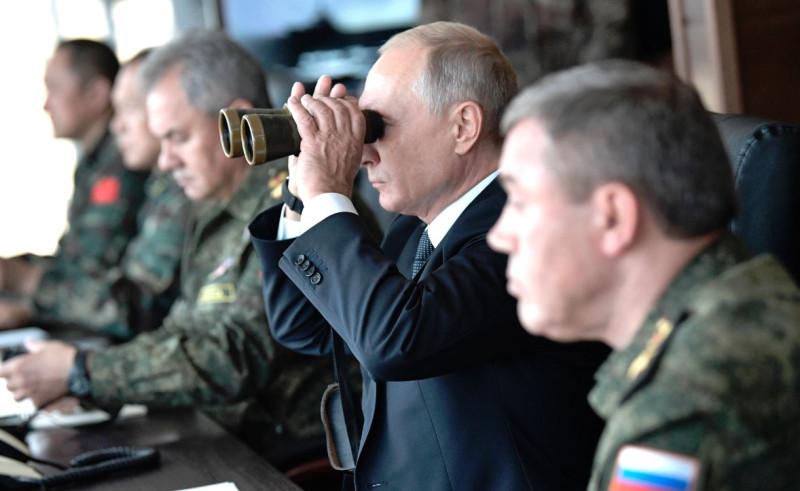 Путин Восток