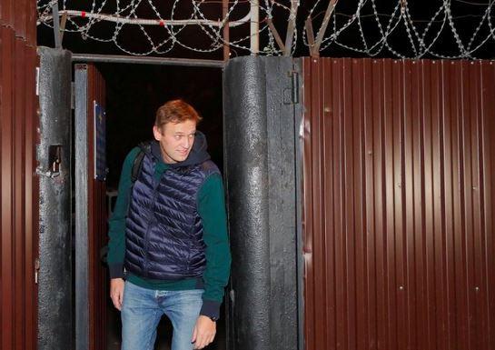 Ловушка для Навального