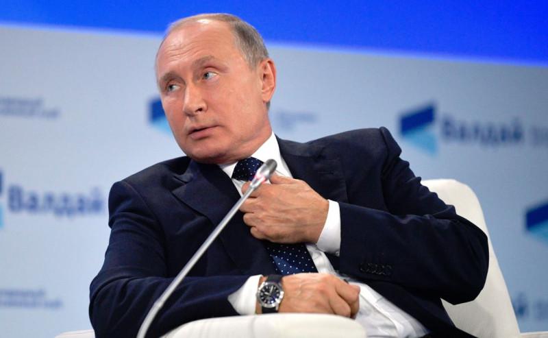 Путин про рай
