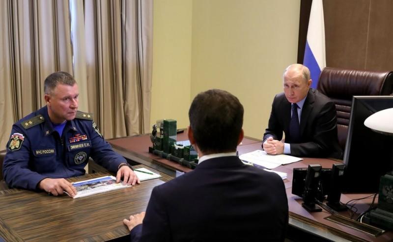 Путин о людях