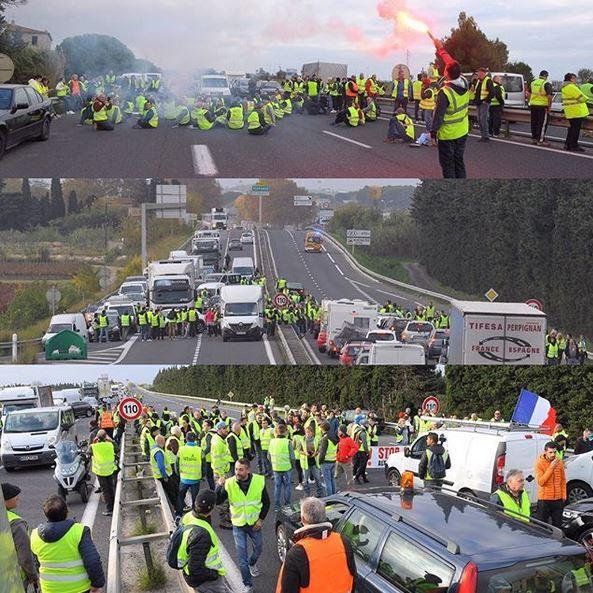 Франция Бензин 2