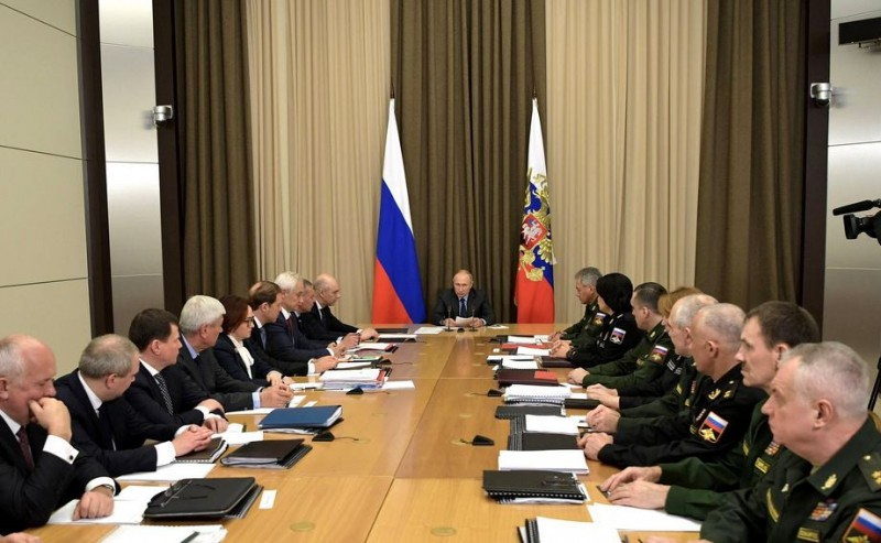 Путин совешание 1