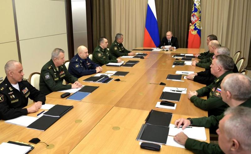 Путин совешание 19 ноября
