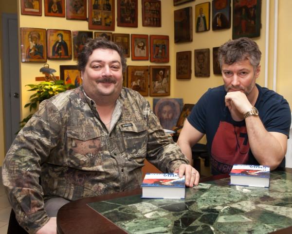 Ройзман и Быков ЖЖ