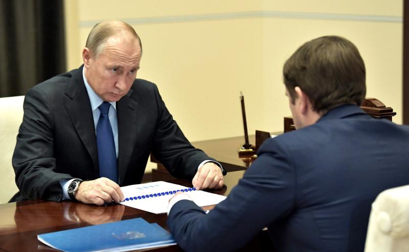 Рослыболов и Путин
