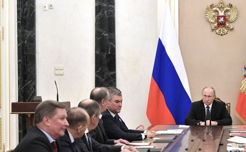 Путин и ЖКХ