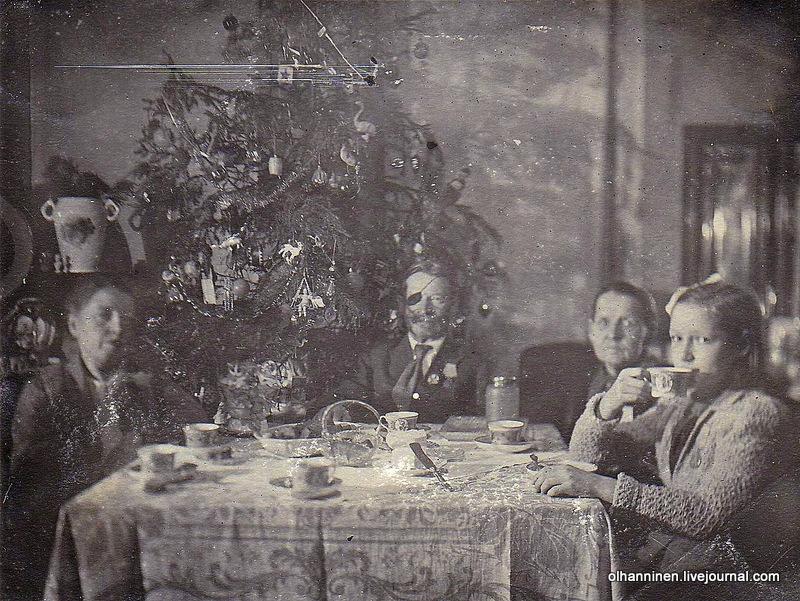 СССР Новый год 1944 в блокадном Ленинграде