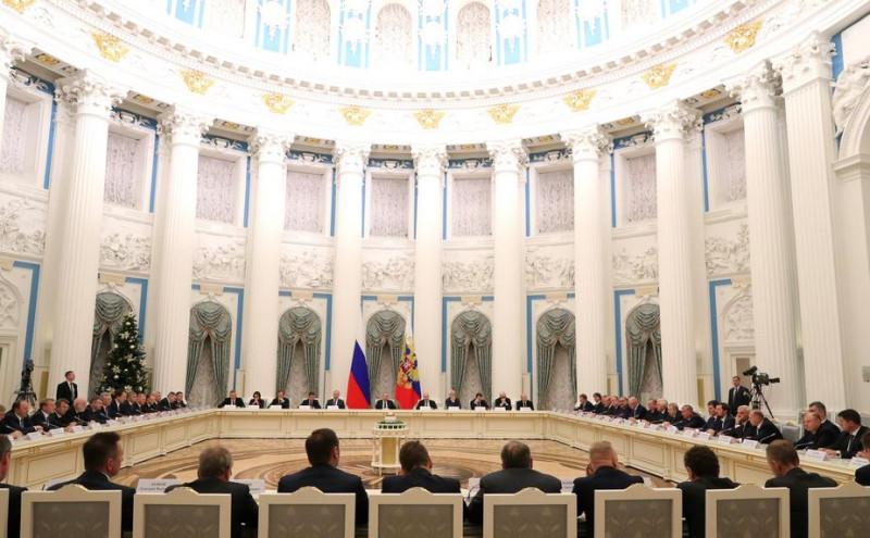 Кремль деловые круги