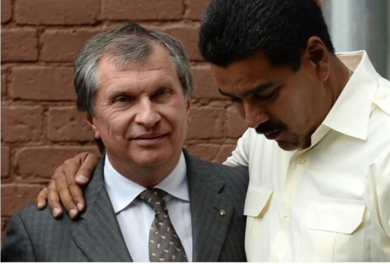 Сечни и Мадуро
