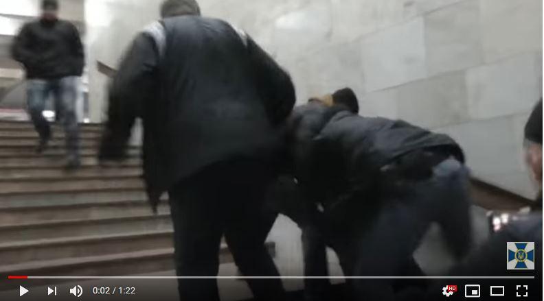 ФСБ взрывает Украину 1