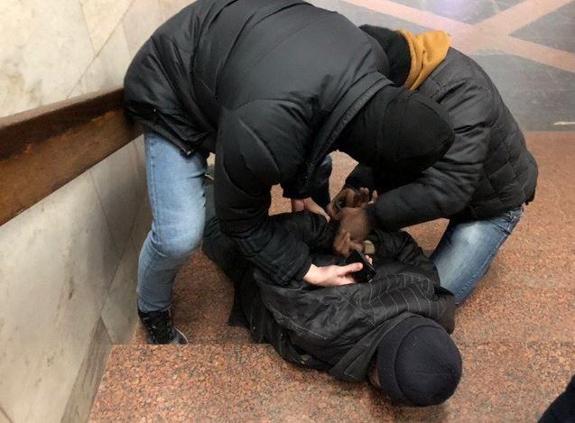 ФСБ взрывает Украину фото СБУ