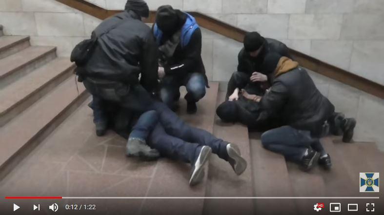 ФСБ взрывает Украину