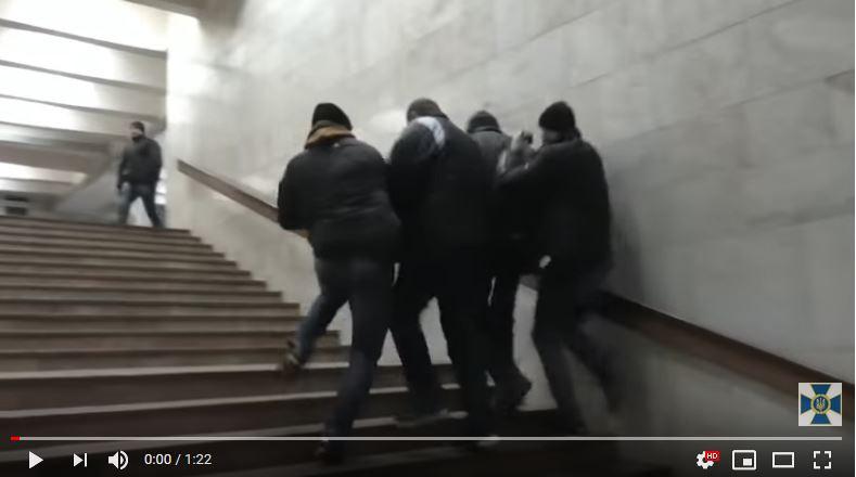 ФСБ взрывает Украину0