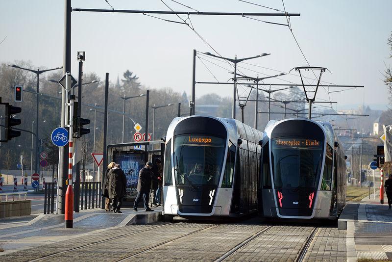 Трамвай Рогозина
