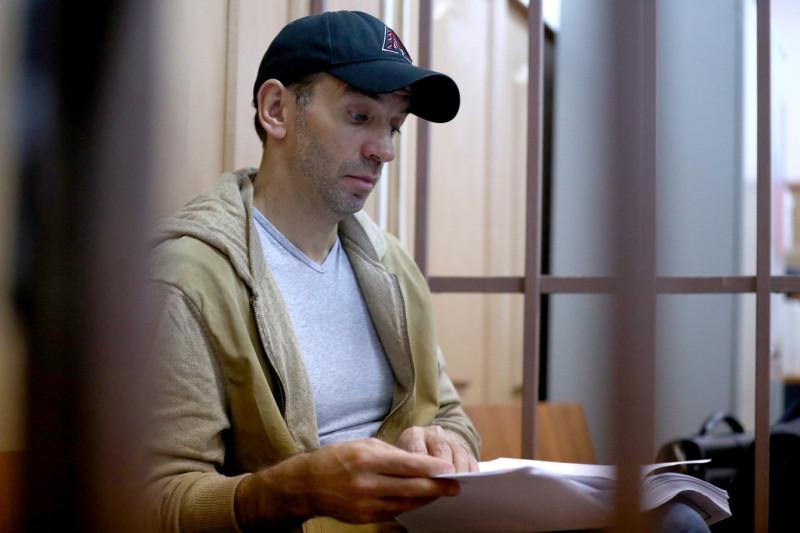 Абызов в суде