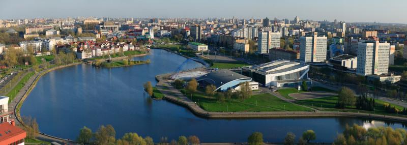 Минск Немига