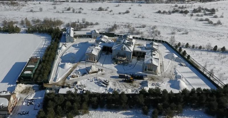 Телохранителя Медведева дом
