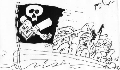 пираты рис