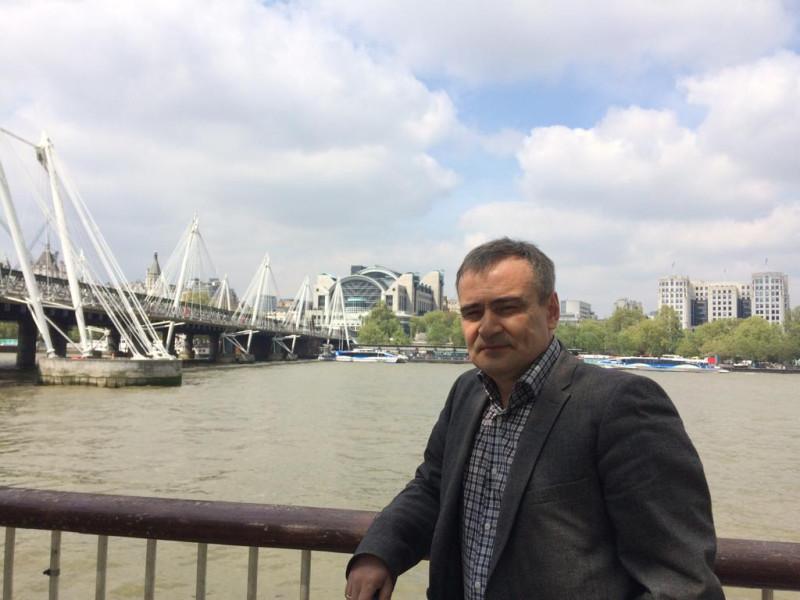 Лондон у Темзы