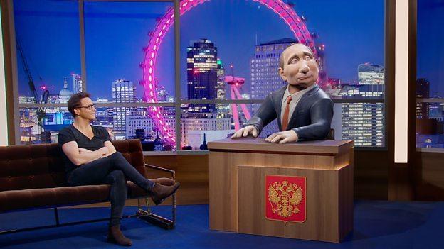 Путин на Би Би Си 2
