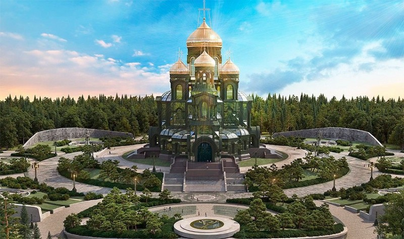 Храм МО
