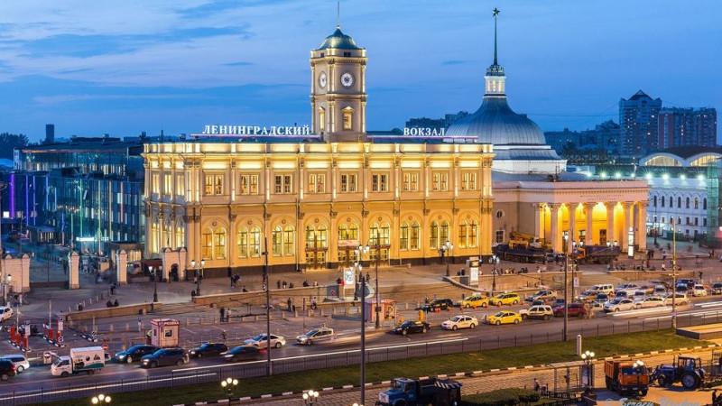 Ленинорадский вокзал
