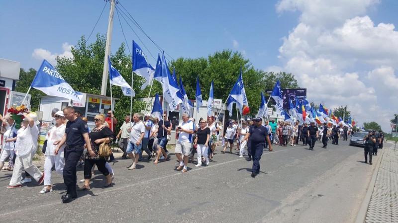 Жара в Молдове...