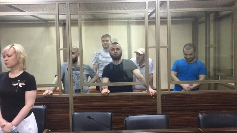 Крым суд
