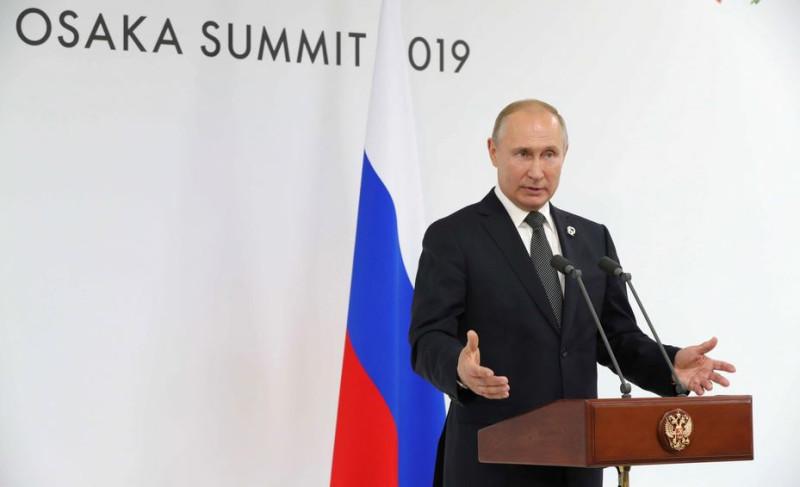 Путин про произвол