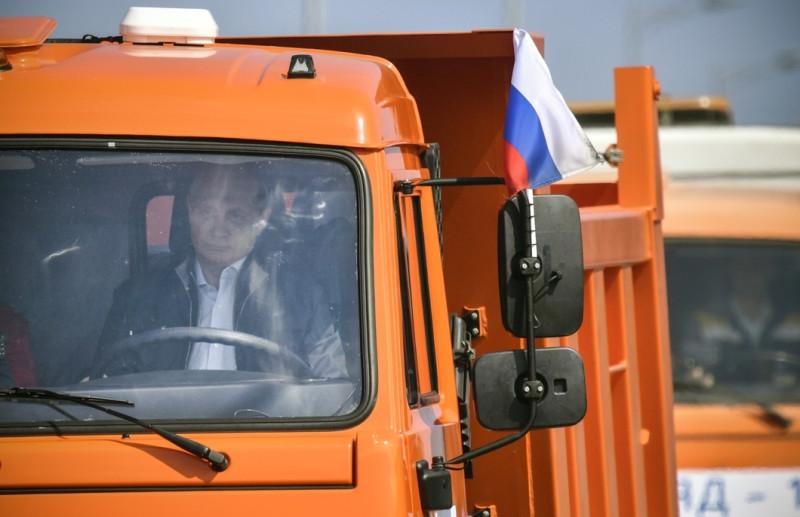 МОСТ и Путин