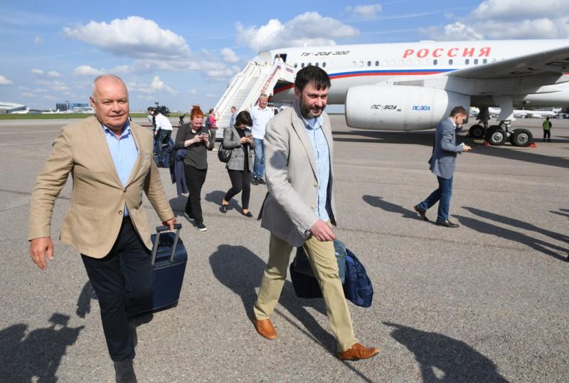 Встречав Москве