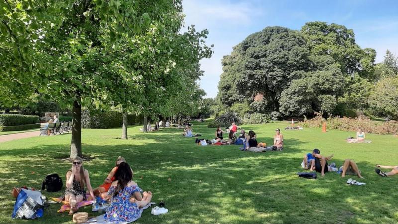 Лондон Парк 1
