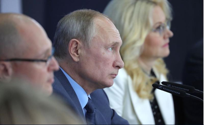 Путин на стране возможностей