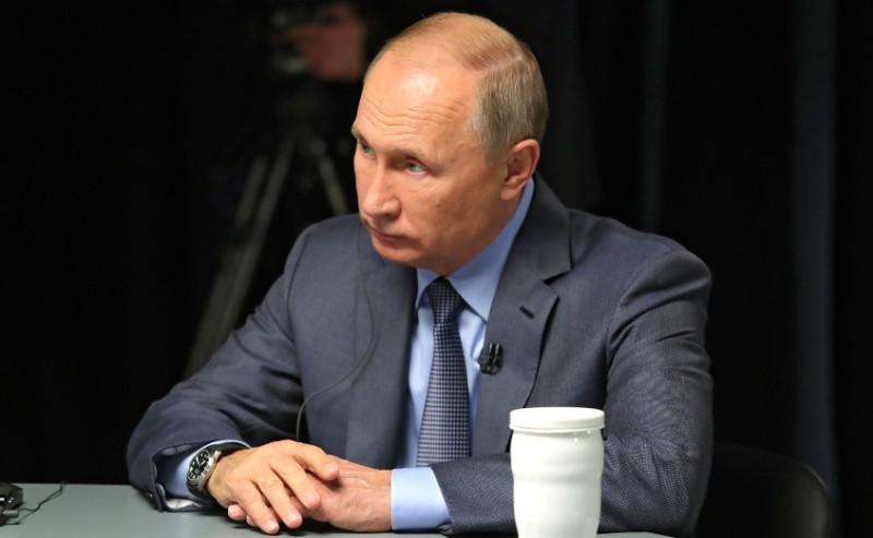 Путин интервбю 2