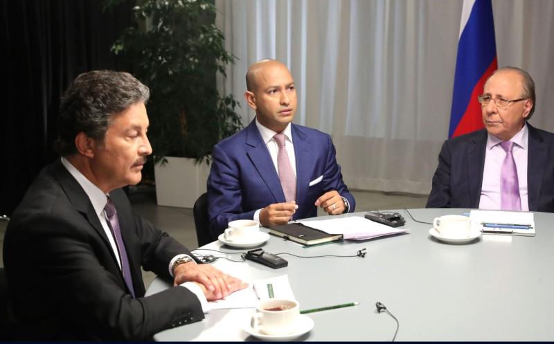 Путин интервью 1