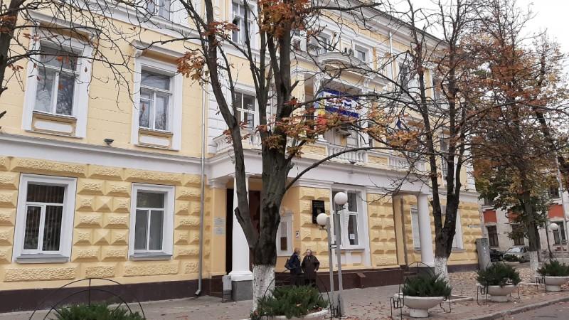 Выборы здание